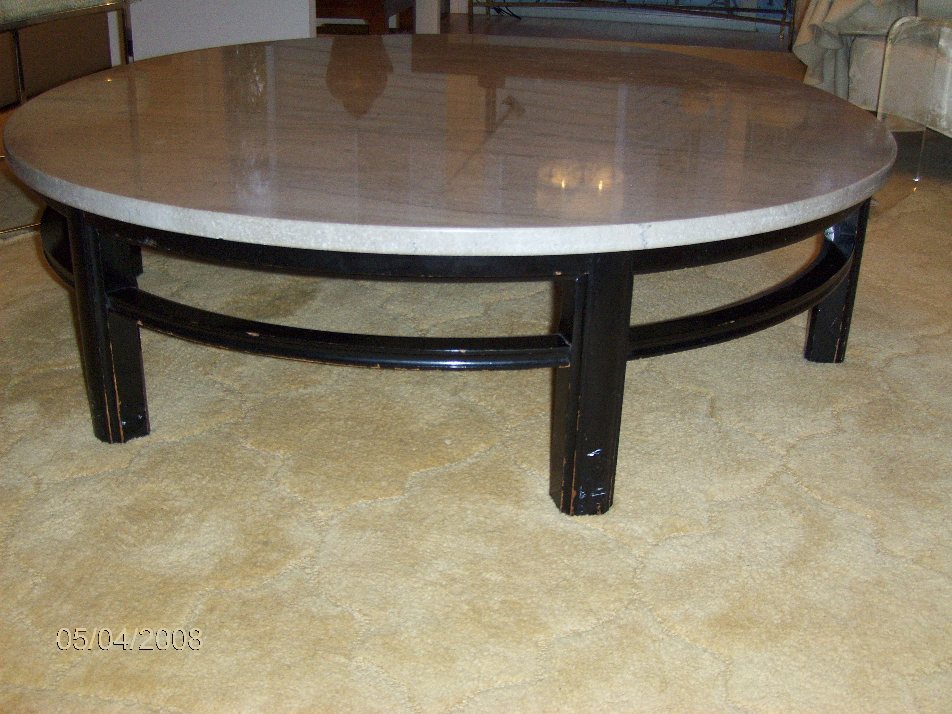 Edward Wormley Asian Inspired Coffee Table